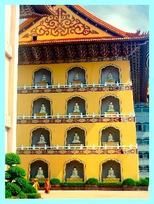 Bodhisattva Hall at FGS Temple