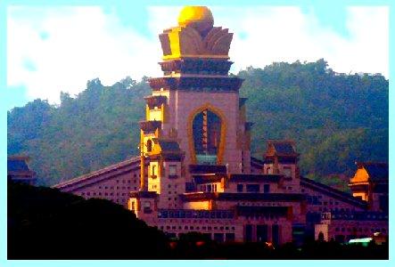 Chung Tai Temple