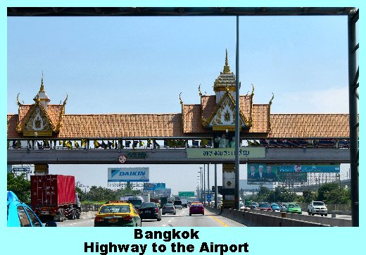 Bangkok Airport Road