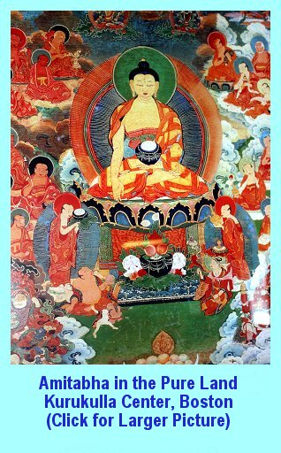 Amitabha and Pure Land