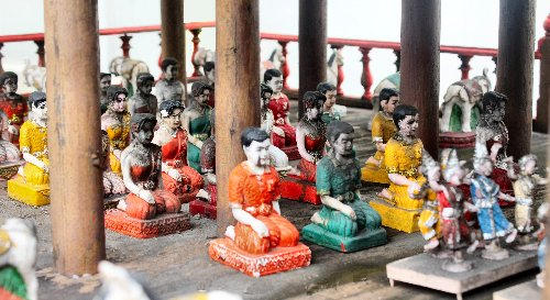 Model of Buddhist congregation