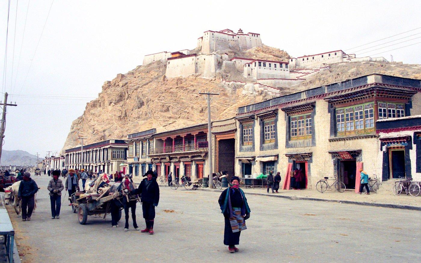 Tibetan Street